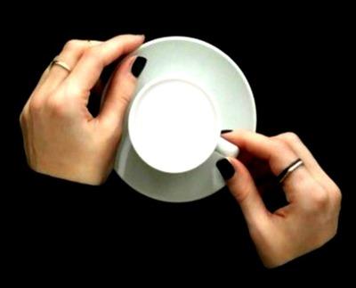 chá de confiança