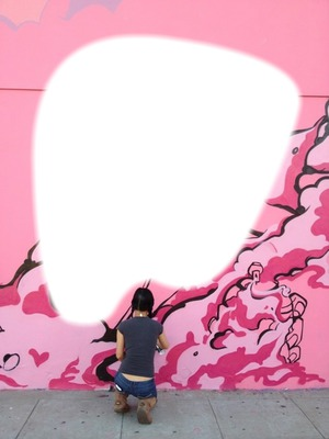 graffiti sur ton mur