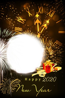 Cc Happy new year 2020