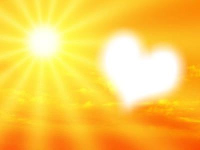 Sole cuore=amore