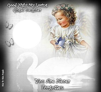 GOOD NIGHT ANGEL DAUGHTER