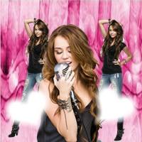 Foto editada de Miley Cyrus