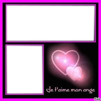 Cadre amour