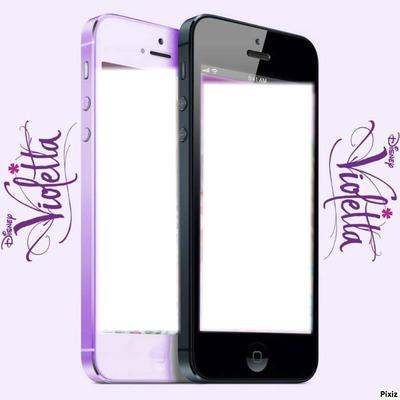Violetta phone