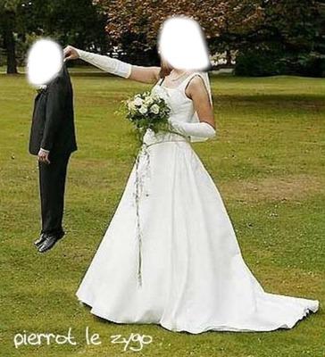 Image of: Wedding Anniversary Mariage Humour Twipu Photo Montage Mariage Humour Pixiz