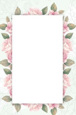 Cadre florales