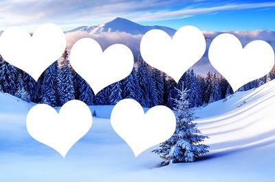 noel en coeur