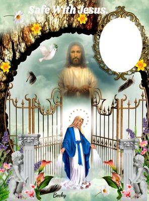 safe with jesus