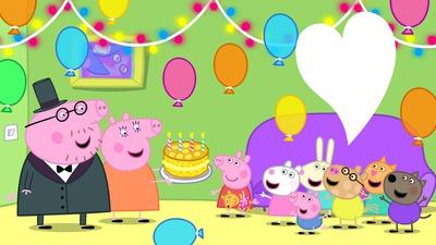 peppapig birthday