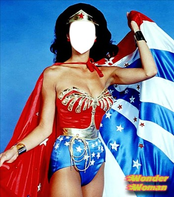 "Linda Carter ""Wonder Woman's Face 2"""