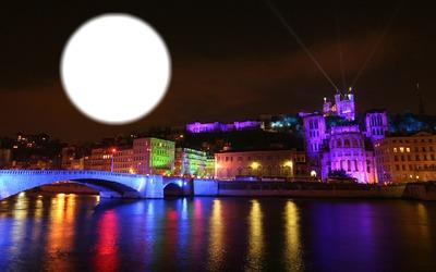 bonne nuit Lyon by Night