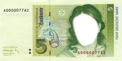 5 Deutsche Mark