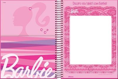 Caderno Barbie