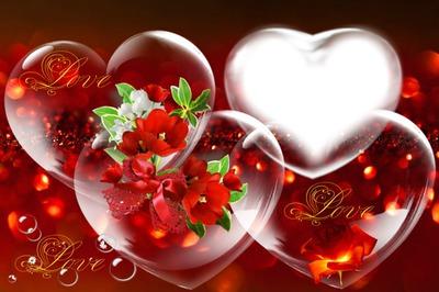 Cadre st Valentin