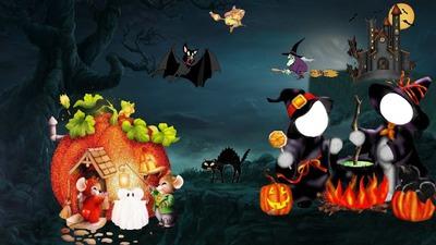 tremblez! c'est Halloween