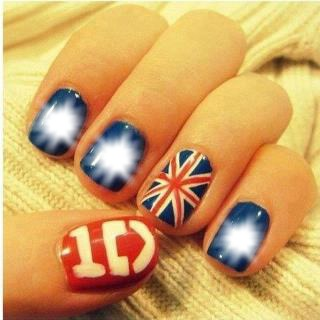 uñas de one direction