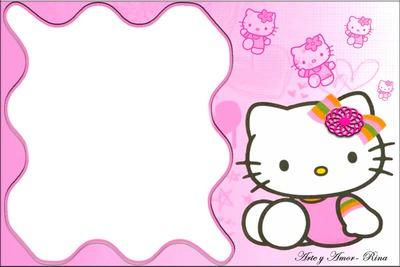 Photo Montage Hello Kitty Pixiz
