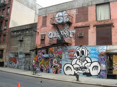 Graffiti in New York City 2