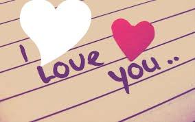 I love you ! <3 ...