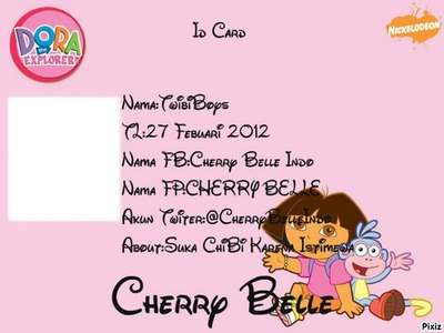 Cherry Belle Selalu Istimewa