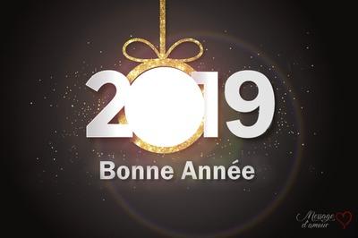 Photo Montage Bonne Année 2019 Pixiz