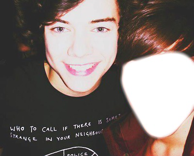 Harry & you