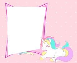unicornio infantil