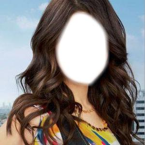 visage de Selena Gomez