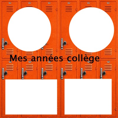 casiers collège