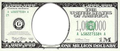 un million de dollars