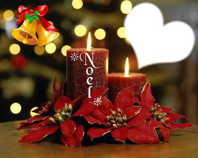 Bougies de Noel*