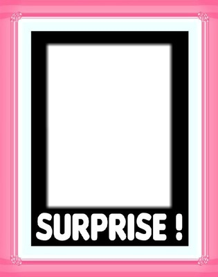 surprise love frame happy 2