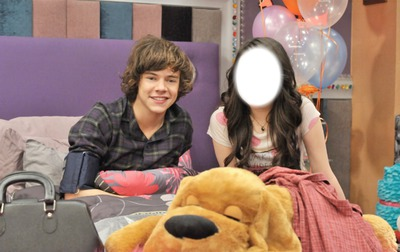 Harry and you