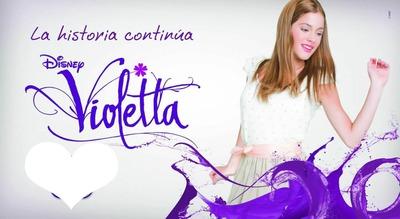 corazon bajo violetta - tini
