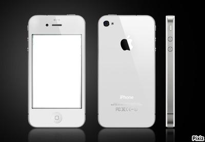 Iphone 4S En Blanc