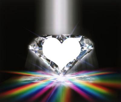 Diamant de lumière