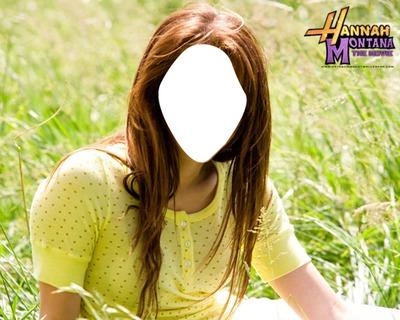 Ty i Miley Cyrus jako Hannah Montana