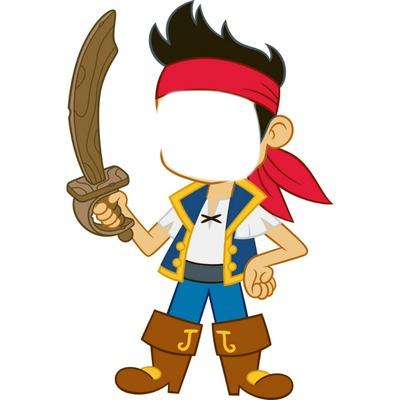 Montage photo jack le pirate pixiz - Jack et le pirate ...