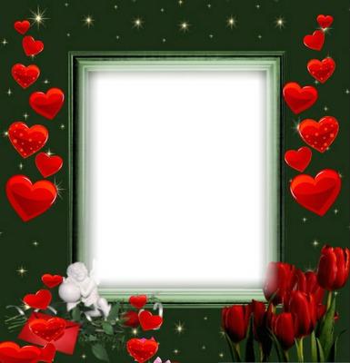 Cadre d'amour