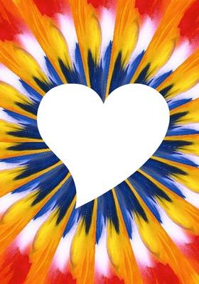 Love plumes soleil