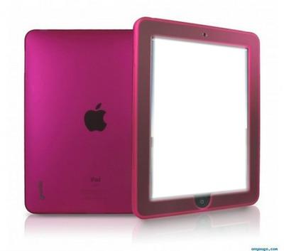 Ipad pink