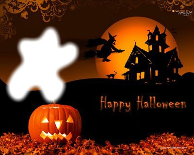 Halloween sorciere