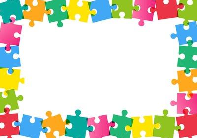cadre puzzle
