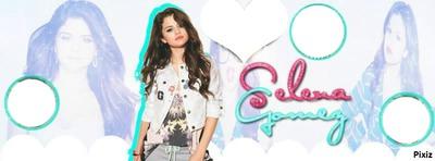 Capa para Facebook da Selena Gomez - 2014