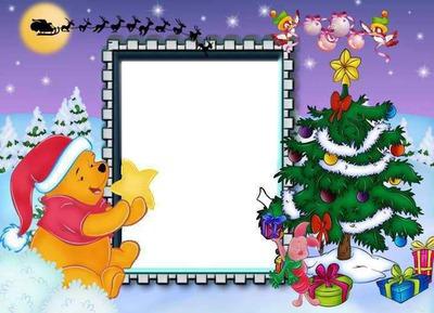 Montajes De Felicitaciones De Navidad.Montaje Fotografico Navidad Pixiz