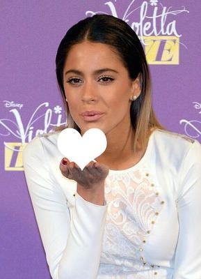 Violetta do niej wielka miłość