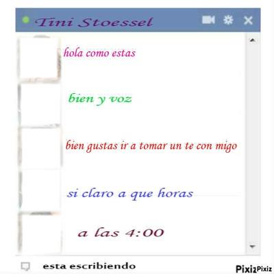 Tini Stoessel