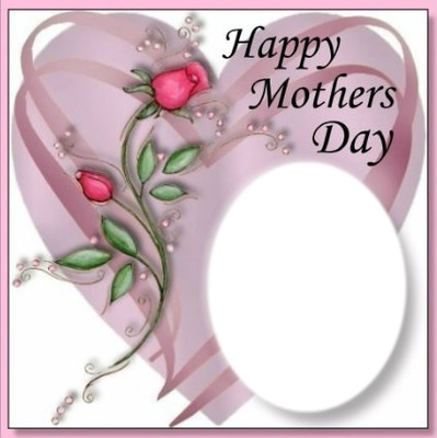 Photo montage Happy Mother\'s Day - Pixiz