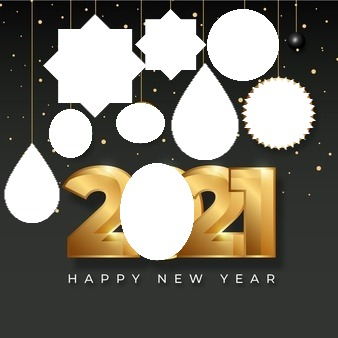 2021 - HAPPY NEW YEAR