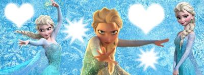 Elsa Frozen Capa